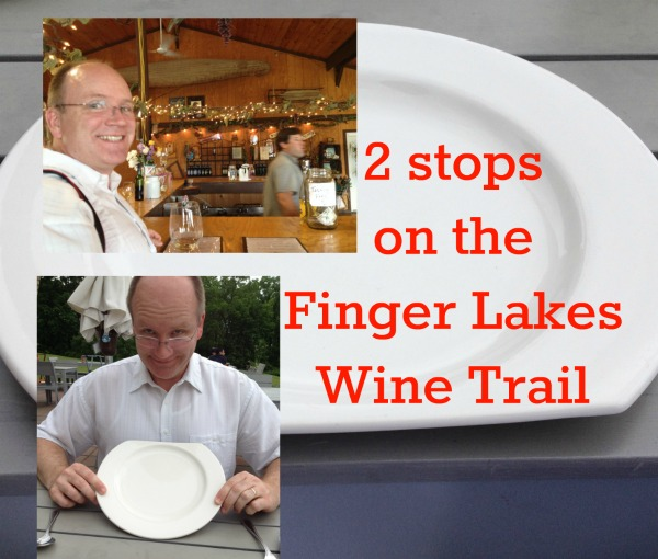 Two Stops on the Finger Lakes Wine Trail