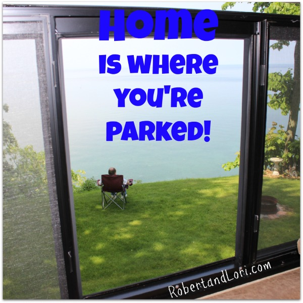 Home Is Where You're Parked