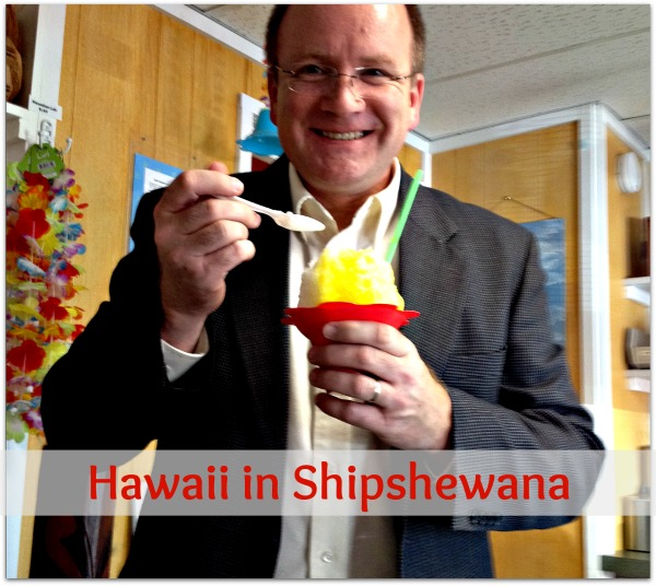 A Taste of Hawaii in Shipshewana
